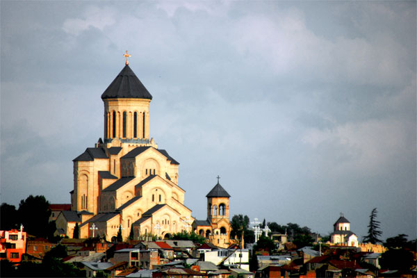 tbilisi 5 - دیدنی های گرجستان