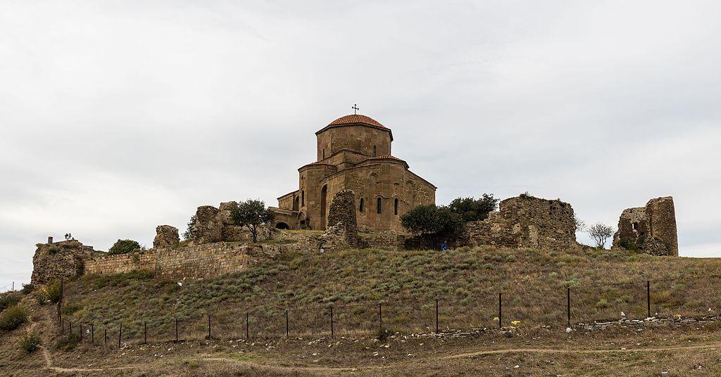 دیدنیهای گرجستان - صومعه جورای